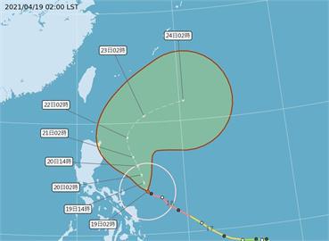 吳德榮:颱風外圍22日影響 西半部桃園以南仍難解旱象