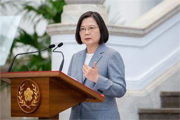 快新聞/黃之鋒等人遭判刑 蔡英文喊「不是絕望的時候」:民主台灣繼續挺港