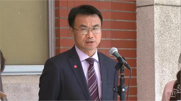 快新聞/國民黨號召反萊豬遊行 陳吉仲承諾與農民同立場:一定會替大家著想