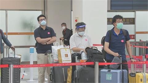 在印度國人搭機返台 44人送檢疫所4人有疑似症狀