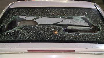 行車糾紛互逼車 奧迪撂雙B助陣釀撞車打群架