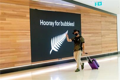 澳洲紐西蘭免隔離旅行上路 機場湧進大批旅客