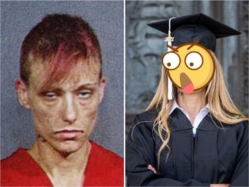 驚人對比照曝光!48歲女「6歲就呼麻」甩毒癮名校畢業超勵志