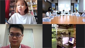 台灣防疫有成!泰媒視訊向我醫療團隊取經