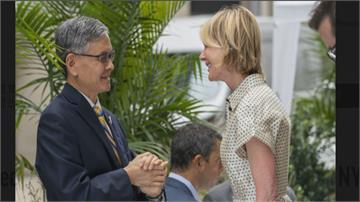 台美關係又有大突破!美駐聯合國大使克拉夫特將訪台