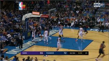 連7場至少5顆三分球 柯瑞改寫NBA新紀錄