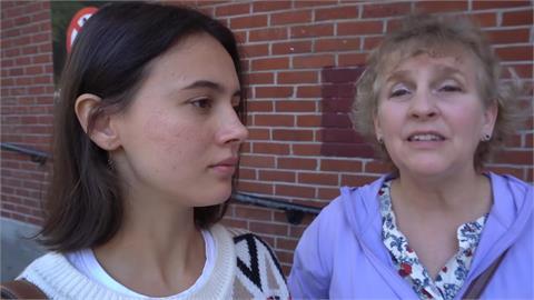 90歲奶奶縫製!台灣國旗高掛波士頓唐人街牌樓 她揭感人故事