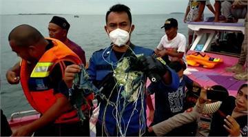 快新聞/印尼三佛齊航空失聯! 漁民尋獲疑似機尾殘骸 機上62人下落不明