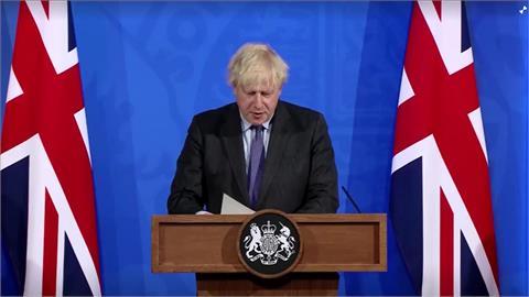 印度變種病毒肆虐 英國暫緩解封一個月