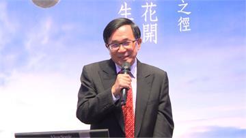 陳水扁出席餐會高歌謝支持者 柯建銘:沒踩紅線
