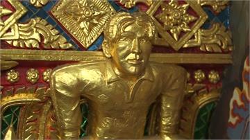 拜什麼都不奇怪!泰國出現「貝克漢廟」