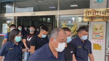 囂張!羈押期滿出來續滋事  警掃蕩台南「陸橋幫」8人落網