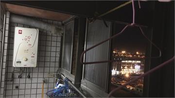 陽台掛滿衣服影響排放?  3人一氧化碳中毒