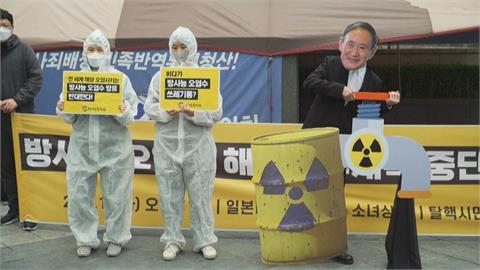 日拍板經處理「核污水」將排入海中 鄰國強力反彈