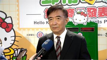中華郵政Hello Kitty聯名 郵品吸引年輕族群