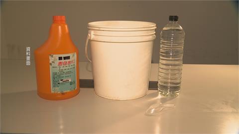 省水也須兼顧防疫!  指揮中心推DIY漂白水洗手液