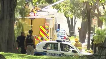 夏威夷檀香山驚傳槍擊!槍手擊斃2警還縱火