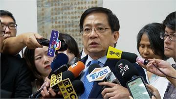管中閔出席違法兼職案公懲會 稱「遭受政治迫害」