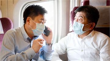 快新聞/大讚高鐵衛生清潔到位 陳時中不反對車廂內適度開放飲食