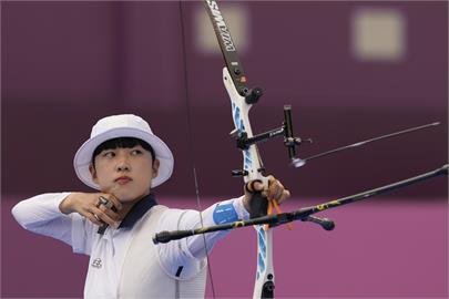 東奧/南韓女子射箭手勇奪3金!韓網友竟因「髮型」要她還金牌?