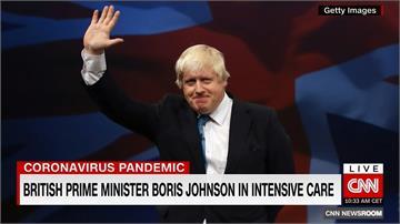 英國首相強森轉ICU治療 醫師曝出院後恐得花數月康復
