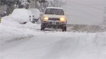 寒流來襲!半個美國遭冰凍 德州供電異常宣佈進入緊急狀態