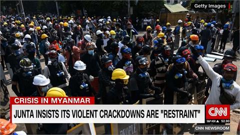 外媒揭露 緬甸軍政府花200萬美金請說客洗白