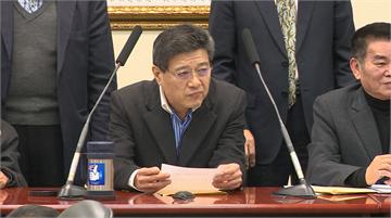 快新聞/吳敦義泛淚卸職 中常會推林榮德任國民黨代理黨主席