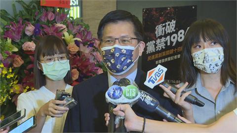 新北市長強棒人選 林佳龍:聽民意、沒想選舉問題