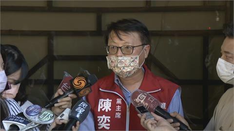 快新聞/江啟臣剛失了黨主席就投入刪Q 台灣基進:不會報復性罷免他