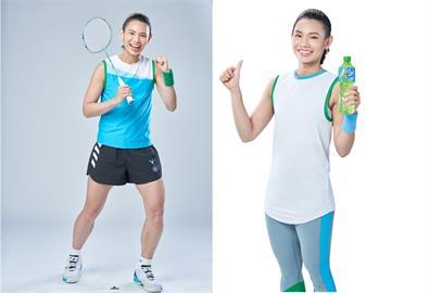新一代「舒跑」全系列不加果糖 攜手世界球后戴資穎再創運動飲料新標準