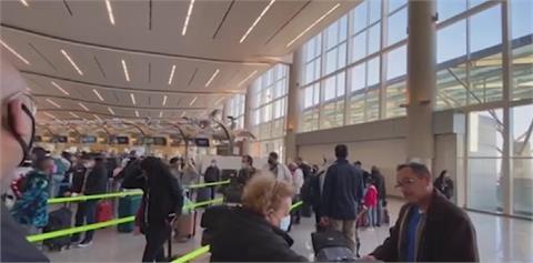 美國復活節機場湧入百萬人 專家憂迎來第四波疫情