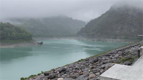 翡翠水庫蓄水量跌破70% 較去年同期少四分之一
