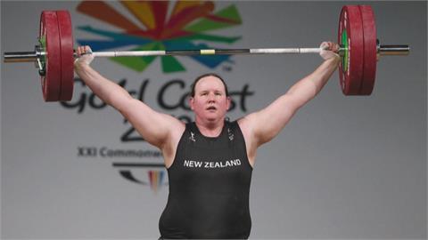 奧運史上第一位跨性別選手 紐西蘭總理表態力挺