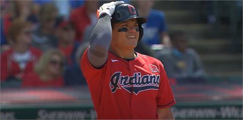 MLB/張育成揮二安建功 單季打點創大聯盟生涯新高