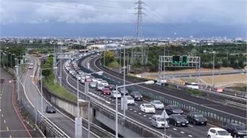 快新聞/國道五號塞了30hrs還在塞 南港-頭城段平均時速不到25公里