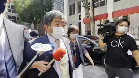 快新聞/恩主公醫院替25人施打「未稀釋BNT疫苗」 陳時中:會懲處