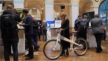 精品電動自行車、智慧頭盔 騎車更安全個性化
