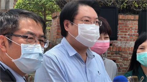 也被點名是「這個人」! 林右昌赴台南行銷美食