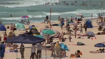 澳洲今年首波熱浪來襲 新南威爾斯47度高溫
