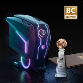 MSI 微星科技電競旗艦桌機 MEG Aegis Ti5 榮獲 COMPUTEX 年度最佳產品大獎