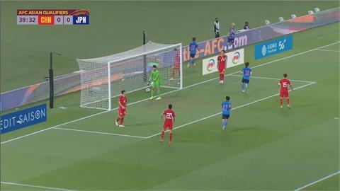 世足賽亞洲區第三輪 厲害了我的國!中國對日本12連敗、23年不勝