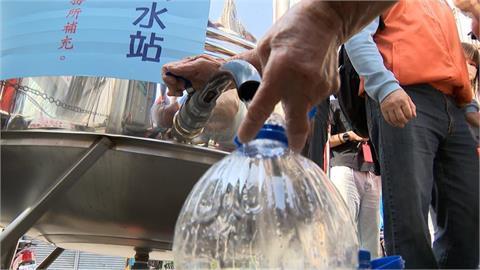 烟花颱風來襲!河川原水濁度恐飆高 北水處提醒民眾儲水