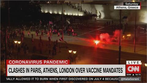 歐洲發起反疫苗示威 東南亞Delta遍地開花