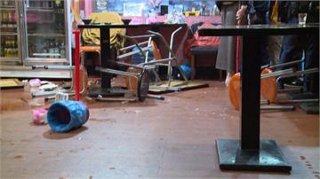 雙方人馬酒後起口角 新北燒烤店爆鬥毆5送醫