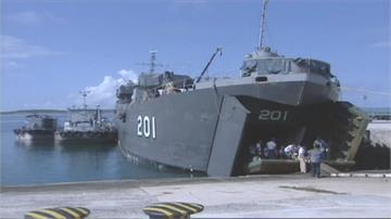曾在八二三砲戰立戰功 !中海艦被當廢船標售 退役兵哽咽盼留