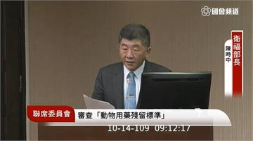 快新聞/台商爆東洋代理疫苗涉中資 陳時中:東洋必須釐清它和中國的關係
