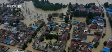 堰塞湖潰堤危機解 中國暴雨災情頻傳