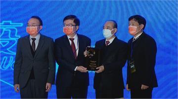 台灣生醫奧斯卡增設「戰役特別獎」感謝37個防疫有功團隊