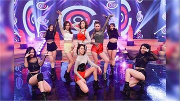 《民視第一發發發》女力全開!王瞳、蘇晏霈、郭亞棠、邱子芯合體秀舞藝 美腿電臀熱舞迎新年